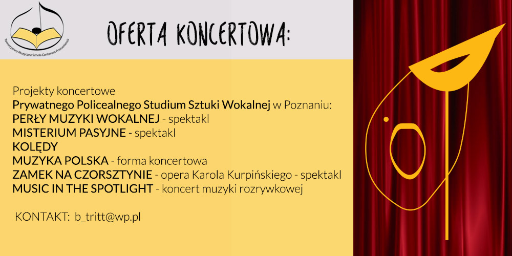 koncertowe