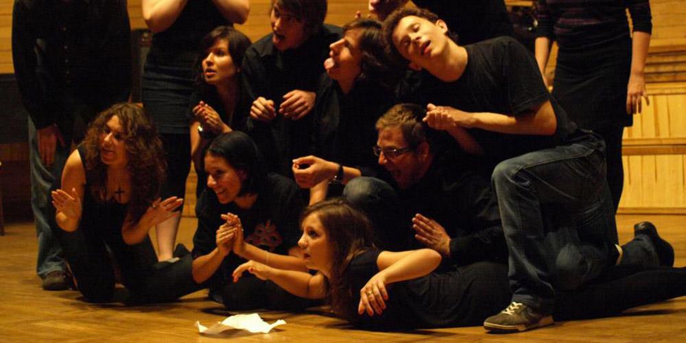 warsztaty wokal - taniec - aktorstwo